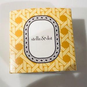 Stella & Dot Jewelry - Stella & Dot Marble Horn Necklace